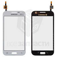 Сенсорный экран для мобильных телефонов Samsung G361F Galaxy Core Prime VE LTE, G361H Galaxy Core Prime VE, серебристый