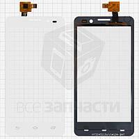 Сенсорный экран для мобильных телефонов VINUS UMI X1; IconBIT NetTAB Mercury XL (NT-3503M, NT-3504M), белый, #HYS0045111FP1