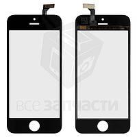 Сенсорный экран для мобильного телефона Apple iPhone 5, copy, черный