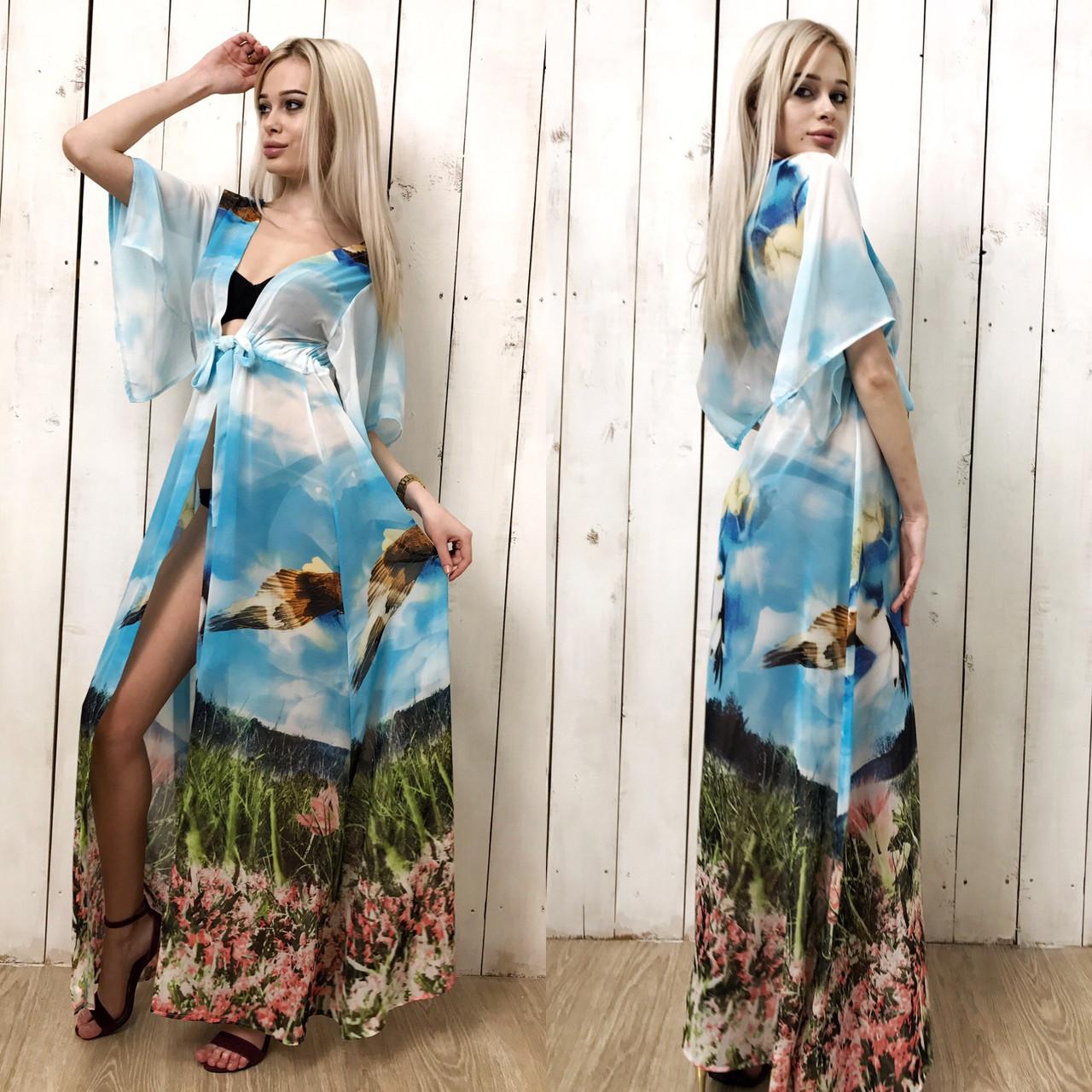 4dc3e9677be1b7b Пляжное платье длинное, цена 390 грн., купить в Одессе — Prom.ua (ID ...