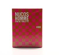 Мужская Туалетная Вода Nucos Homme - Code (100ml)