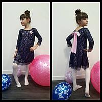 """Платье для девочек """"Мирослава""""2, размеры от 92 - 140 см"""