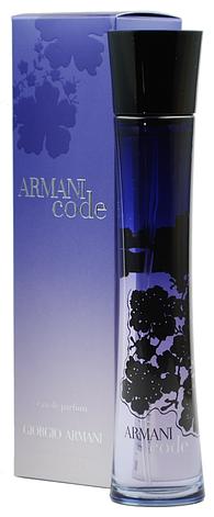 Женская парфюмированная вода Armani Code women, фото 2