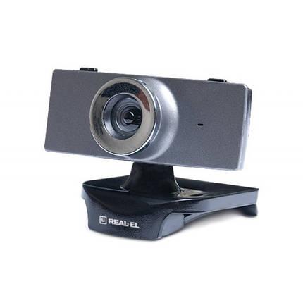 Веб-камера REAL-EL FC-140 Web, фото 2