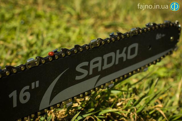 Электрическая пила Sadko ECS-2040