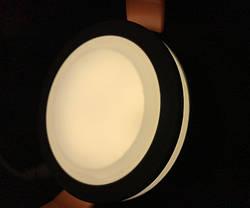 Светодиодный декоративный светильник RIGHT HAUSEN Ring 5W 4000K белый Код.58852, фото 3