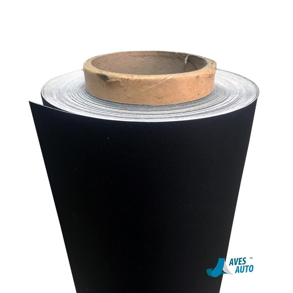 Черная структурная матовая пленка - KPMF с микроканалами (1,22 м.)