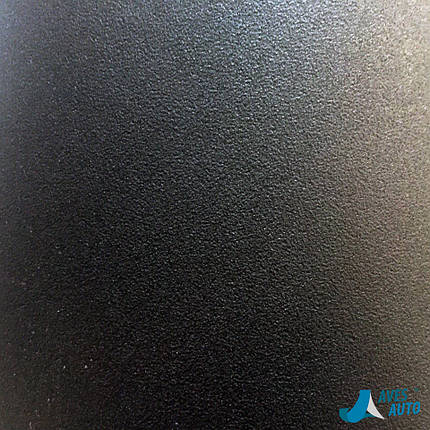 Черная структурная матовая пленка - KPMF с микроканалами (1,22 м.), фото 2