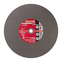 Круг отрезной по металлу  400 x 3.0 x 25.4 SKILFUL  | абразивные круги ТМ Скилфул