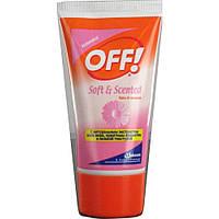 Крем от комаров OFF Soft&Scented 50 мл