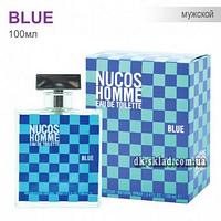 Мужская Туалетная Вода Nucos Homme - Blue (100ml)