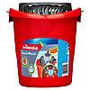 Ведро с отжимом для ленточных швабр Super Mocio, Vileda, 1 шт., фото 2