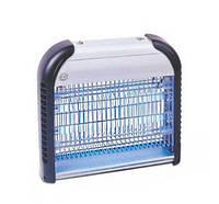 Уничтожитель насекомых SANICO IK 204-12BKS: 12 Вт, ультрафиолетовая лампа, эффективность 40 кв.м.