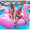 Надувний матрац Modarina Фламінго 200 см Рожевий (PF3345)