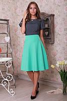 Оригинальная молодежная юбка