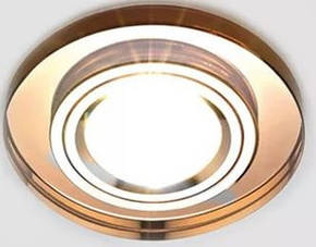 Cветильник точечный встраиваемый Levistella (8060) под лампу MR16, фото 2
