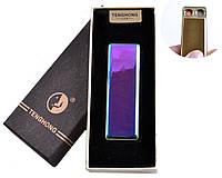Зажигалка электронная USB с зарядкой 4863 Хамелион