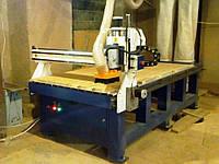 Фрезерный станок с ЧПУ ATS-2513pro бу для фасадов и деталей мебели 15г.