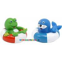 Игрушка для ванной Веселый плавец Baby Team 9054