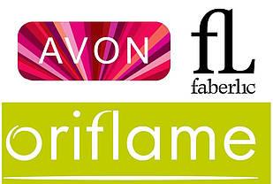 Оплата за косметику (Avon, Oriflame, Faberlic) через платежные терминалы