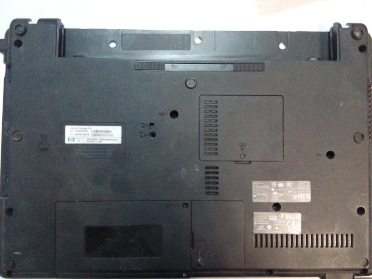 Нижня частина корпусу HP 610 615