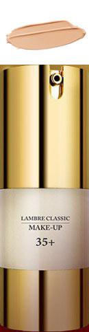 ТЕСТЕР Тональная основа с гиалуроновой кислотой (эффект лифтинга) Make-up Gold 35+ №3 Нейтральный бежевый 2мл