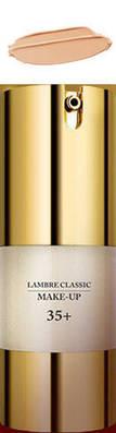 Тональная основа с эффектом лифтинга Make-up Gold 35+ №3 Нейтральный бежевый 30 мл