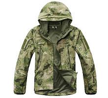 Ветровка тактическая «Military» камуфляж (размер M)