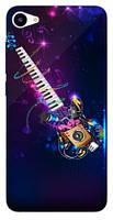 Чехол для Meizu U20 (Гитара)