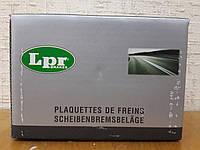 Тормозные колодки задние Шкода Октавия Тур 1996-->2010 LPR (Италия) 05P634