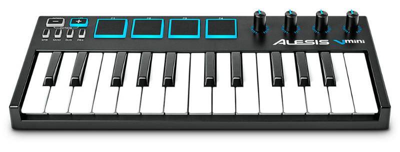 """MIDI клавиатура ALESIS V Mini - Магазин музыкальных инструментов """"Mayak-music"""" в Белой Церкви"""