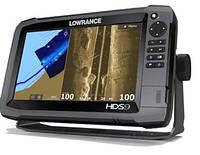 Эхолот GPS Lowrance HDS-9 Gen3 StructureScan 3D