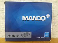 Фильтр воздушный Chevrolet Aveo T200, Т250 2003-->2011 Mando (Корея) MAF056