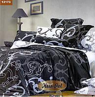 Комплект постельного белья с компаньоном ТМ KRIS-POL (Украина) Бязь голд полуторный 4737121