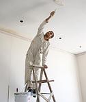 Как красить потолок валиком – советы дают профессионалы ( интересные статьи)
