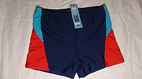 Плавки-шорты мужские, плавательные. Синие. 7959