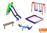 Детская площадка ДМ2050