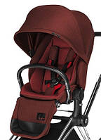 Прогулочный блок для коляски «Cybex» Priam Lux Seat, цвет Mars Red (red) (516211007)