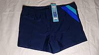 Плавки-шорты мужские, плавательные. Синие. 13155