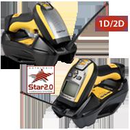 Промисловий сканер PowerScan PM9500-DPM