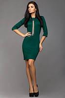 Модное платье из легкого трикотажа Leo Pride