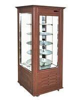 Холодильный кондитерский  шкаф ШХСДп(Д)-0,5 «АРКАНЗАС R» Стиль МОДЕРН Технохолод