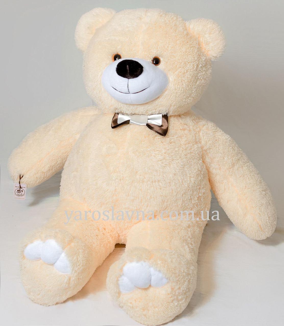 Мистер Медведь 110 см, бежевый