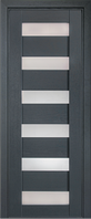 Межкомнатные двери Дверь межкомнатная модель 136 дуб antracit grey Terminus