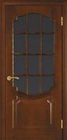 Межкомнатные двери Дверь межкомнатная модель 37 (глухая/остекленная) дуб тонированный Terminus