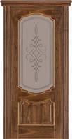 Межкомнатные двери Дверь межкомнатная модель 41 (глухая/остекленная) орех американский Terminus