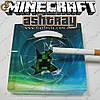 "Пепельница MineCraft - ""Minecraft Ashtray"""