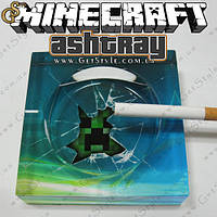 "Пепельница MineCraft - ""Minecraft Ashtray"""