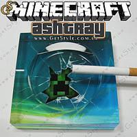 "Пепельница MineCraft - ""Minecraft Ashtray"", фото 1"