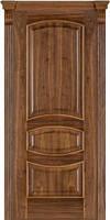 Межкомнатные двери Дверь межкомнатная модель 50 (глухая/остекленная) орех американский Terminus